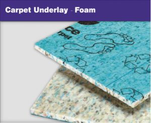 Carpet Underlays - Foam