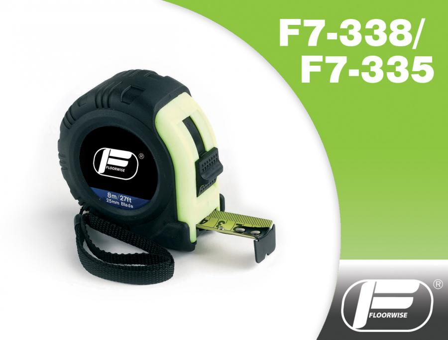 F7335/F7338 - Tape Measure
