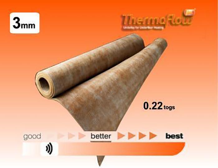 Floorwise Thermaflow Acoustica Good Floorwise