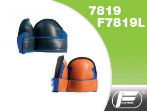 F7819/F7819L - Super Soft Knee Pads/Leather