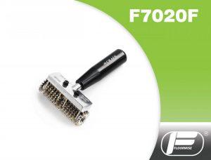 F7020F - Flexible Axle Seam Roller