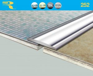 252 - Cover Strip 40mm (Universal)