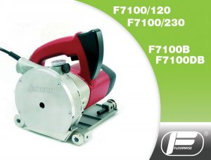F7100 - Grooving Machine - 120/230