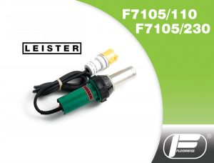F7105 - Leister Triac ST Hot Air Welder - 110/230
