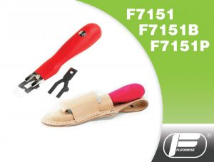 F7151/F7151B/F7151P - Mozart Trimmer, Spare Blades and Leather Pouch