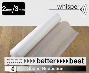 Floorwise Whisper