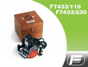 F7433 - Gulliver Professional Door Trimmer - 110V/230V