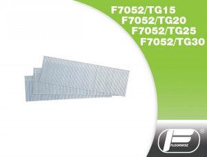 F7052/TG15,20,25,30 - Brads/Pins x 6100 box