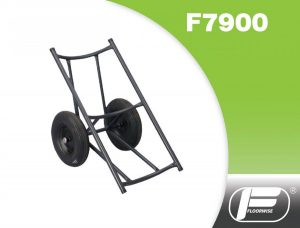 F7900 - Carpet Trolley with Pneumatic Tyres