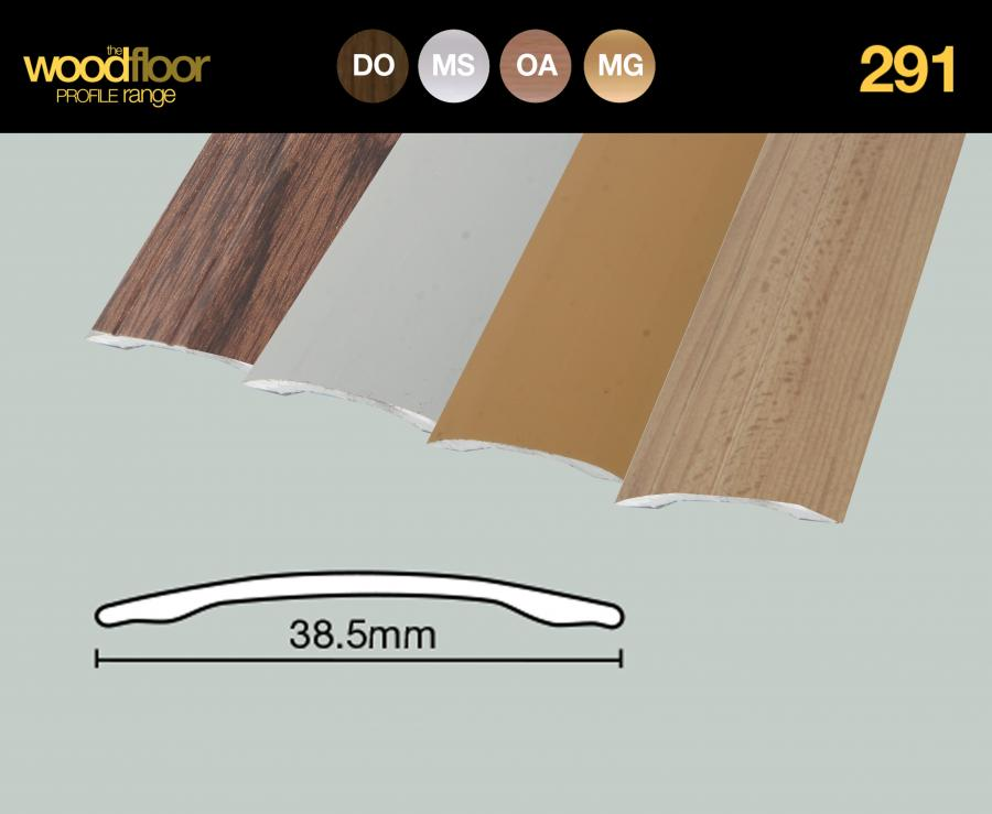 291 Stick Down Cover Strip Floorwise