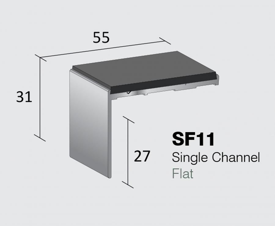 SF11 - Single Channel Flat