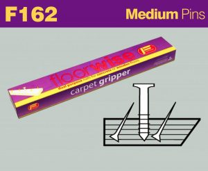 F162 - Premium Pre-nailed Medium Pin Concrete and Wood Gripper