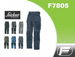F7805 - DuratWill Craftsmen Trousers