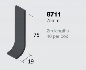 8711 - Sit-on skirting