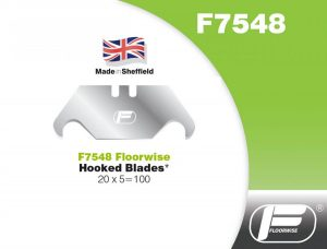 F7548 - Hooked Blades - 20 x 5 = 100