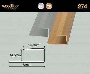 274 - Square Edge 14mm