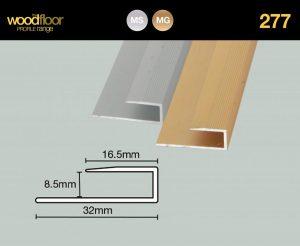 277 - Square Edge 8mm