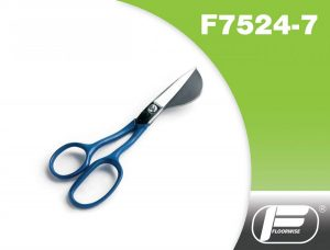 "F7524-7 - 7"" Professional Napping Shears 3 finger"