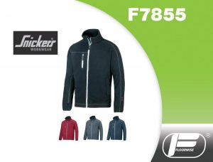 F7855 - Snickers Fleece Jacket