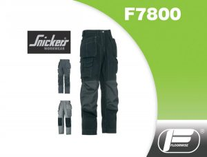 F7800 - Snickers Floorlaying Master Trousers