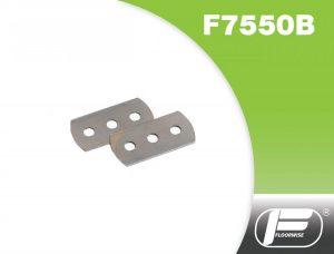 F7550B - Razor Style Blades x100