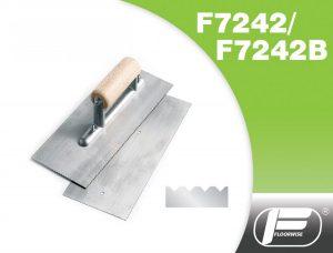F7242/F7242B - Floorwise Adhesive Trowel Pack
