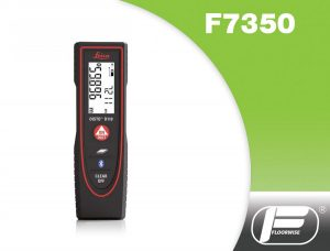 F7350 - Leica Laser Measure with Bluetooth Technology