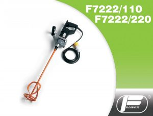F7222 - Electronic Mixing Drill 110V/220V