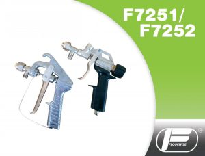 F7251/F7252 - Premium American & Standard Gun for Spray Canisters