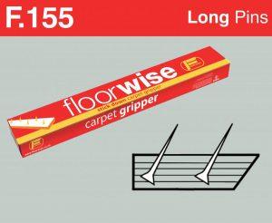 F155 - Stick Down Carpet Gripper, Long Pin