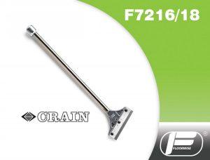 F7216/18 - Crain Steel Handled Scraper
