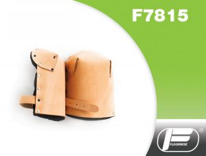 F7815 - Leather Knee Pads