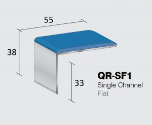 QR-SF1 - Single Channel Flat