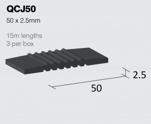 QCJ50 - Expansion joints
