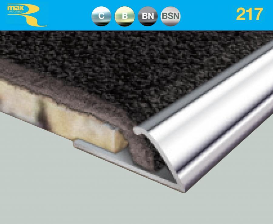 217 Single Edge Carpet Edging Strip Floorwise