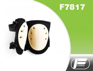 F7817 - Hard Rubber Cap Knee Pads