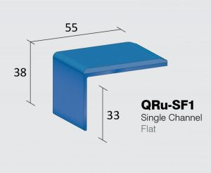 QRu-SF1 - Single Channel Flat