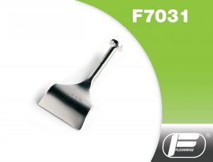 F7031 - Bent Stair Tool 3½""