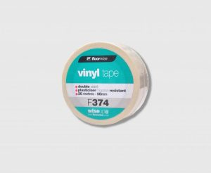 F374 - Double Sided Cloth Vinyl P.M.R. Tape