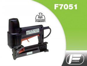 F7051 - Maestri ME606 Electronic Staple & Brad Machine