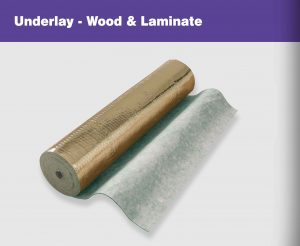 Wood & Laminate Underlays