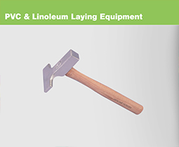 PVC & Linoleum Laying Equipment