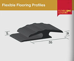 Flexible Flooring Profiles