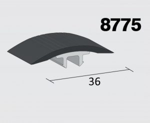 8775 - Flexible PVC Trims