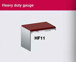 Aluminium Stair Nosings - Heavy Gauge