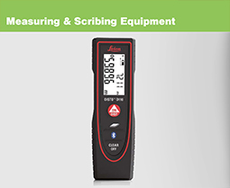Measuring + Scribing Equipment