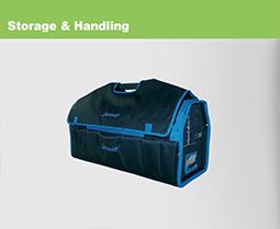 Storage + Handling