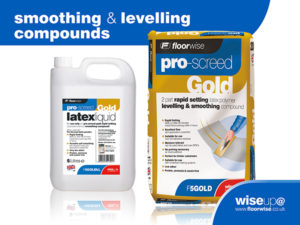 Smoothing & Levelling Compounds