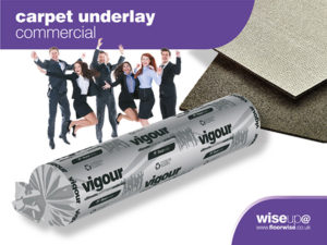 Carpet Underlay - Commercial
