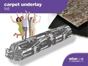 Carpet Underlay - Felt